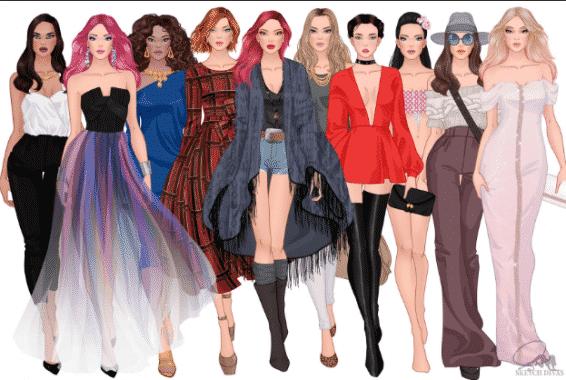 Istilah Fashion Dalam Bahasa Inggris Dan Artinya