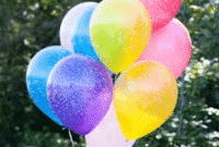 Lagu Anak Balonku Dalam Bahasa Inggris