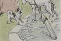 Narrative Text : Cerita Anjing yang Nakal Dalam Bahasa Inggris Beserta Artinya Lengkap