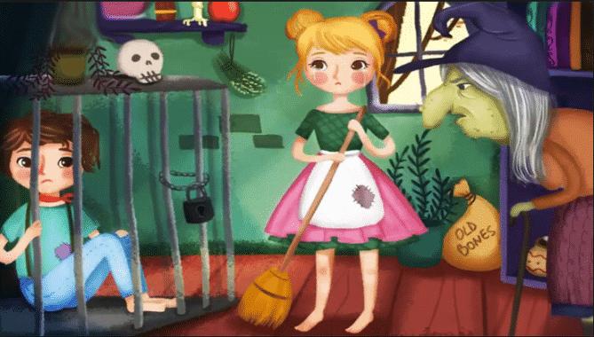 Narrative Text Tentang Hansel and Gretel Dalam Bahasa Inggris Dan Artinya
