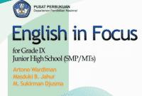Contoh Modul Belajar Bahasa Inggris Kelas 9 SMP