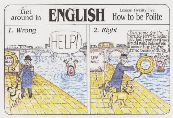 Materi Bahasa Inggris Tentang Expressing Politeness Dan Contohnya