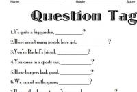 Materi Bahasa Inggris Tentang Question Tags