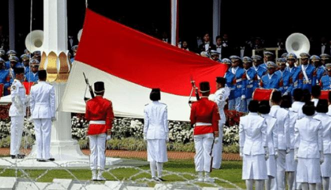 Susunan Upacara Bendera 17 Agustus Dalam Bahasa Inggris Dan Terjemahannya