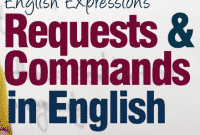 Perbedaan Penggunaan Command and Request Dan Contohnya