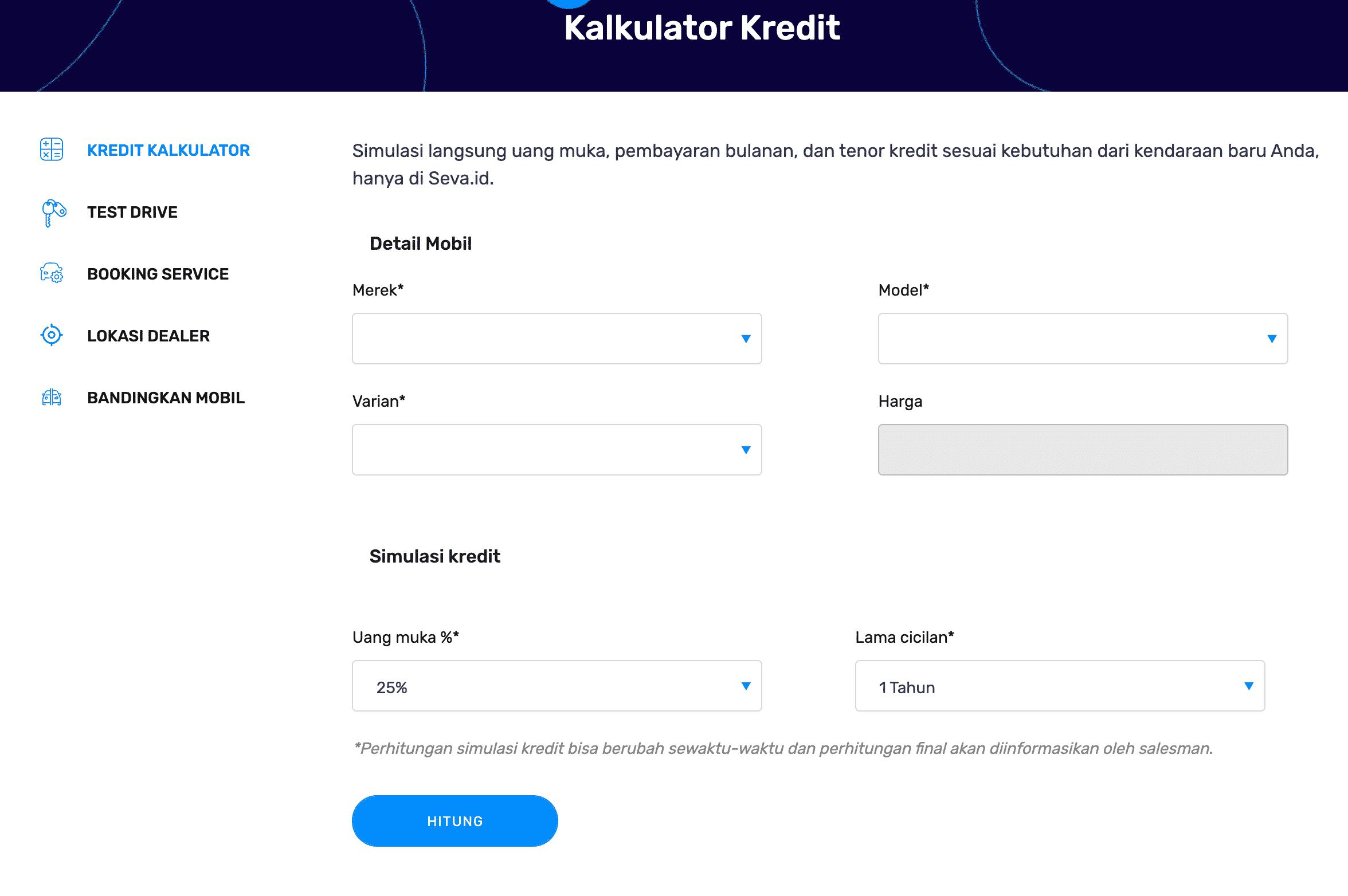 Kredit-Kalkulator
